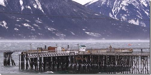 Lynn Canal at Haines, Alaska