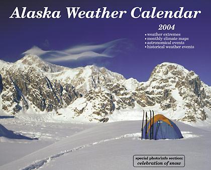 2004 Alaska Weather Calendar-0