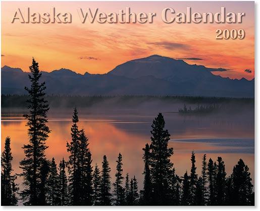 2009 Alaska Weather Calendar-0