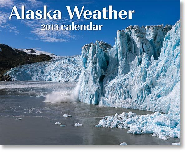 2013 Alaska Weather Calendar-0