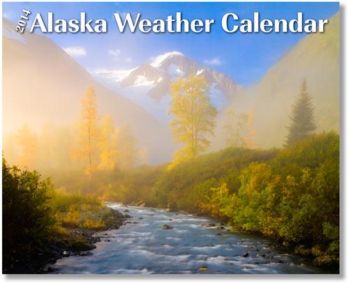 2014 Alaska Weather Calendar-0