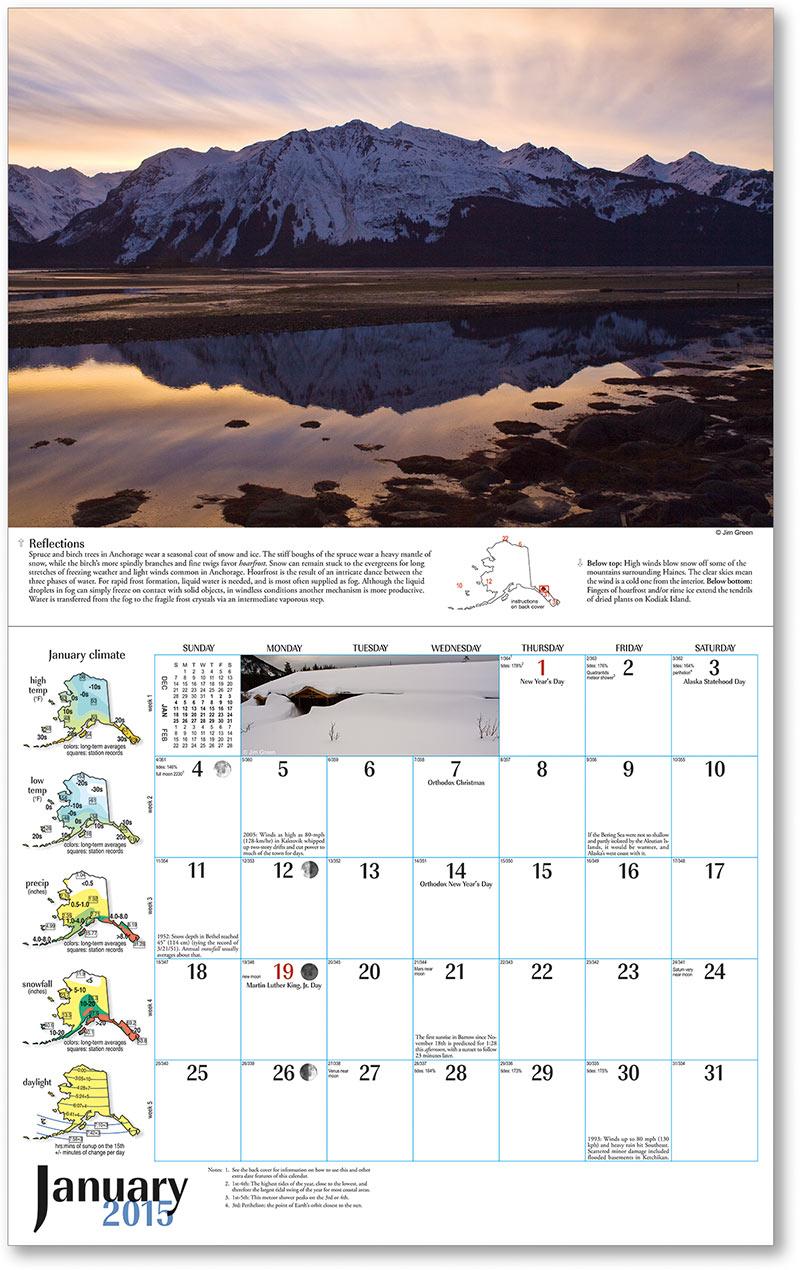 2015 Alaska Weather Calendar-42
