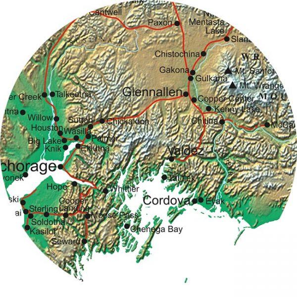 AK-USA Map-34